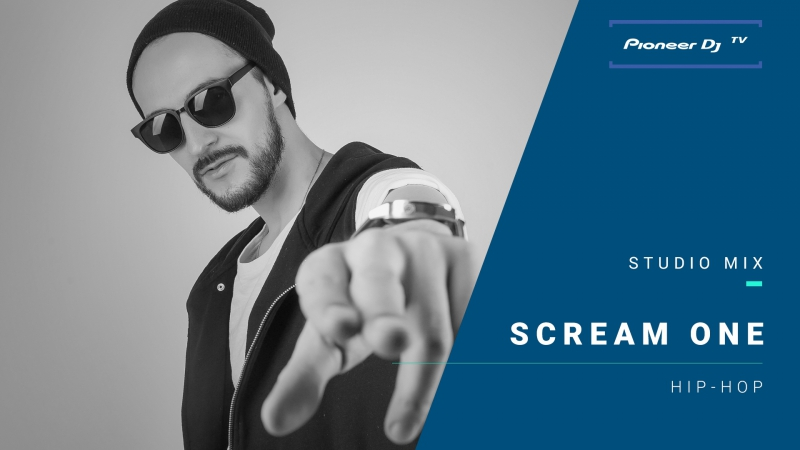 Scream One @ Pioneer DJ TV | Moscow