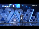 [PERF.] 170414 Joo Won Tak (2ABLE Ent.) – EP.2 Produce 101 @ Mnet Official