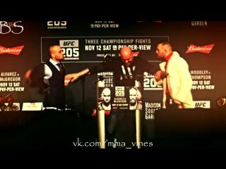 Conor McGregor vs Eddie Alvarez |BS|
