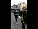 Парад в Стокгольме
