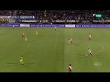 Чемпионат Голландии 2016-17  23 тур  АДО Ден Хааг - Фейеноорд  2