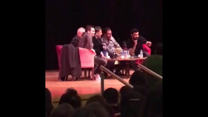 Poyraz Karayel в Instagram- «Poyraz Karayel sinema filmi çıkıyor. poyrazkarayel ilkerkaleli burcinterzioglu ataberkmutlu mu
