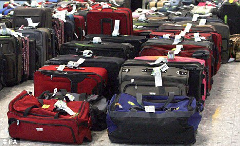 что делать если багаж потерялся
