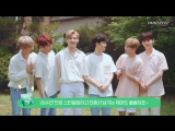 170823 @ Jisung, Woojin, Daniel, Jaehwan, Sungwoon and Minhyun x Innis Free Play Green Festival https://www.