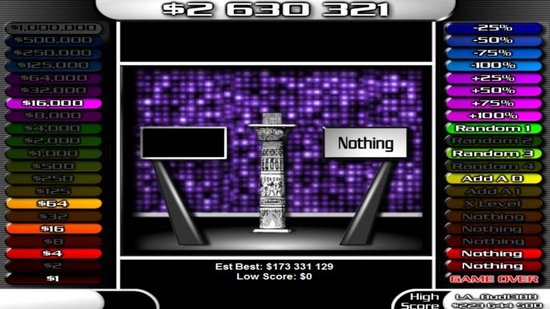 Башня денег (игра 34)