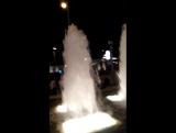 побщие фонтаны в Барселоне - гармата сябры