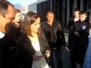встреча Ализе с фанатами из России