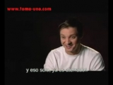 Jeremy Renner interview for 28 Weeks Later