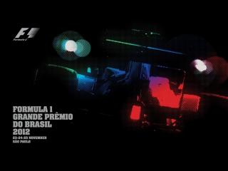F1 2012. 20. Гран-При Бразилии, гонка