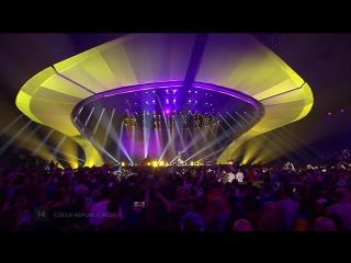 Martina Bárta - My Turn (Czech Republic) LIVE at the first Semi-Final