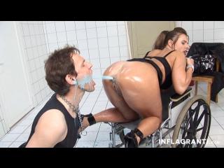 Susanne B (Anal punishment) [Hardcore, brunette, anal, latex, bizarre, fetish, european, shaved pussy, fisting, femdom, pissing,