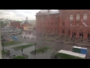 Туалеты убегают из Кремля