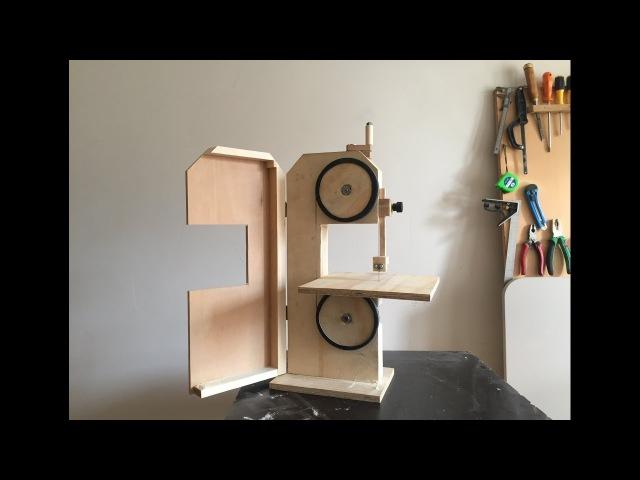 My Homemade Bandsaw Upgrade - Şerit Testere Düzelltme ve Eklemeler