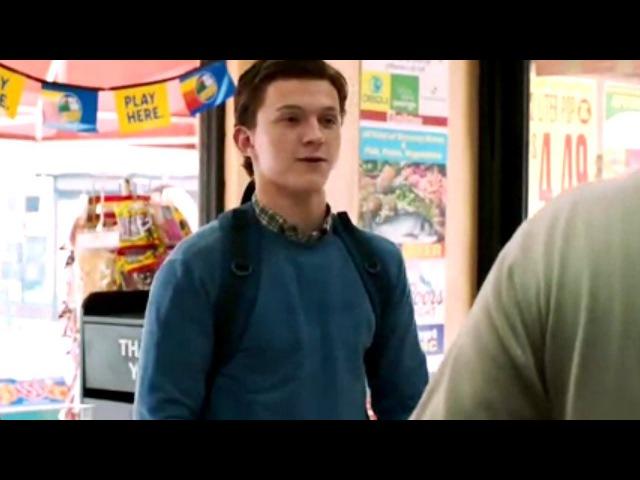Человек-Паук: Возвращение Домой | ТВ-Спот