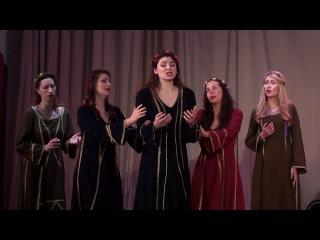 Русская народная песня - Плач невесты сироты - Ирина Максимова.