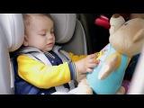 Чем занять ребенка в машине? Cоветы для комфортных поездок в машине с ребенком!