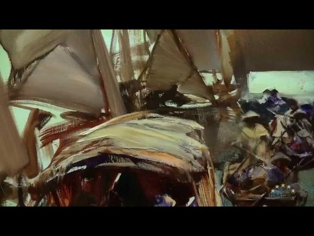Валерий Блохин - Шелковый путь - 2014 - www.TVplaneta.ru