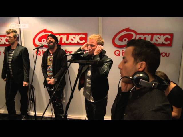Backstreet Boys - Show 'em What You're Made Of live @ Q-music