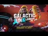 Steam Early Access Announcement Trailer  GALACTIC JUNK LEAGUE