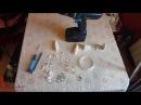 Установка рулонных штор, тканевых ролет День-Ночь открытый механизм