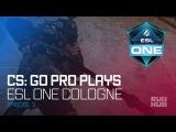 CS:GO Pro Plays ESL One Cologne Episode 3