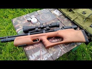 PCP винтовка Kral к.4,5 - Внешний вид
