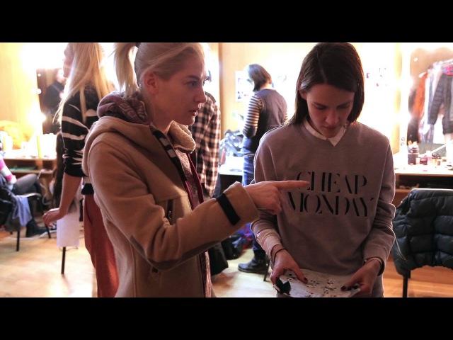 Dan Balan - Making of the FUNNY LOVE video