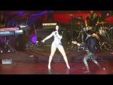 Natalia Oreiro tour Nasha Natasha 09.12.2014 Russia vol.3