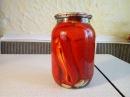 Маринованный сладкий болгарский перец.