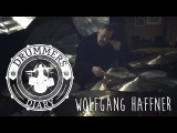 Wolfgang Haffner Drummers Diary