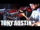 Tony Austin - 'Odd Pattern Phrasing' (FULL DRUM LESSON)