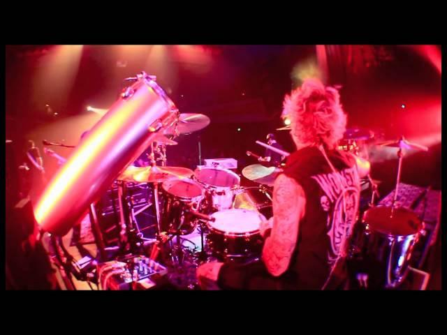 Jeremy Colson Drum Cam - Steve Vai - Gravity Storm