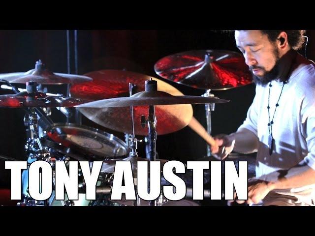 Tony Austin - Odd Pattern Phrasing (FULL DRUM LESSON)