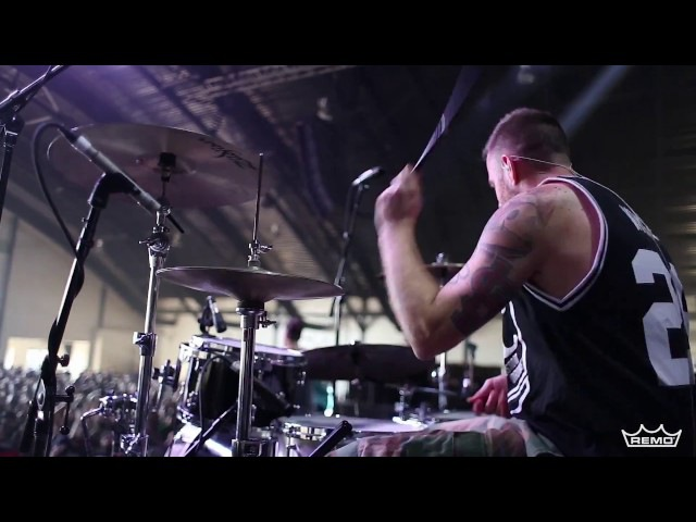 Remo Josh Wills / Story of the Year: And The Hero Will Drown - Musink 2017