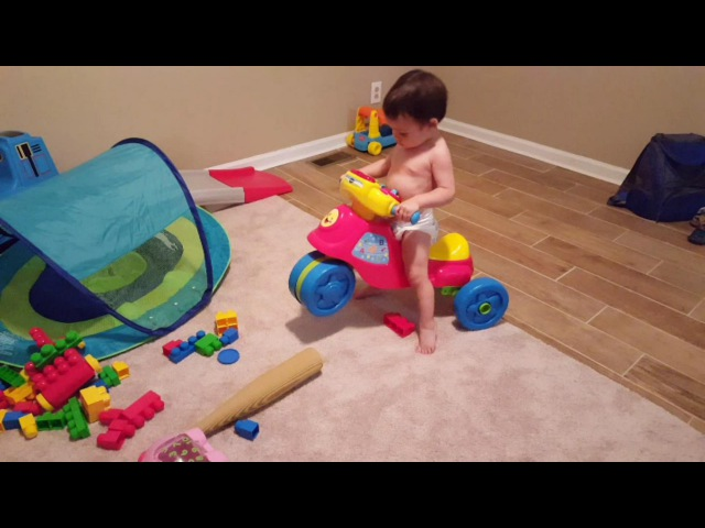 VTech 2 in 1 Learn and Zoom Motorbike прокат карапуз , т 333-063