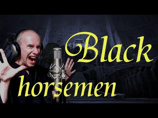 King Diamond - Black horsemen (vocal cover)