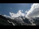 Ледник Майли, по пути на Казбек с сервера