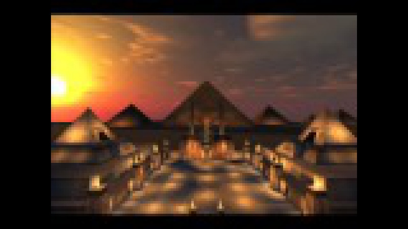 Serious sam The first encounter - Great pyramid - Soundtrack