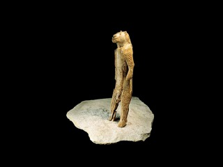 Lion Man – Oldest known zoomorphic (animal-shaped) sculpture in the world (40,000 years old)