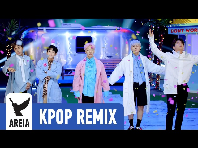 Highlight - Plz Don't Be Sad | Areia Kpop Remix 276 кфк