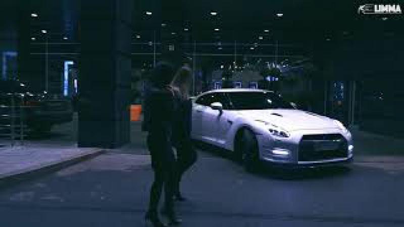50 Cent - Just A Lil Bit (rCent Remix) / GT-R R35 SL63 AMG Performance (LIMMA)