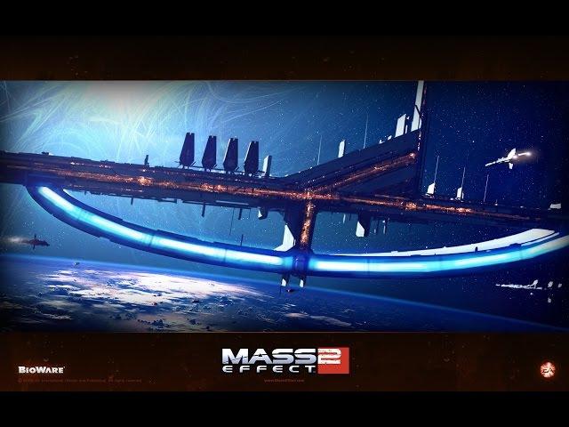 Mass Effect 2: Afterlife Club Omega - 1 HOUR (Saki Kaska - Callista)