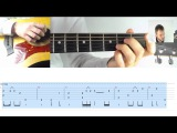 Tutoriel guitare - Gladiator - Now we are free