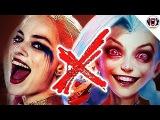 Harley Quinn VS Jinx - Extreme Pixel Battle XPB 02