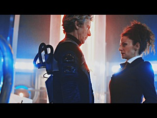 doctor and missy | for my help [10x09]