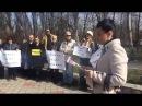 Звернення опозиційних депутатів до Коваленка Нова Каховка 09.03.16