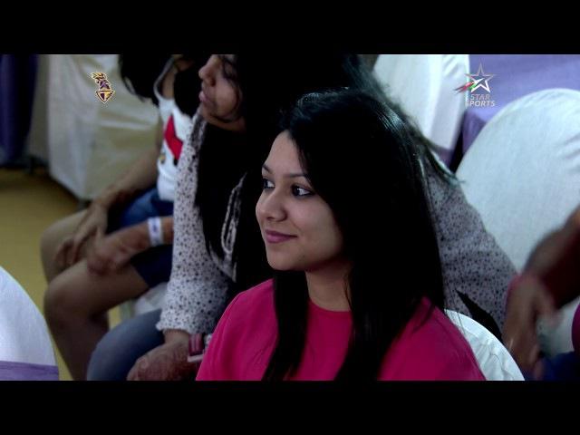 10 лет KKR в Калькутте /14. 05 17 г. / IPL 2017