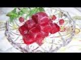 Кубики из малины, ежевики, смородины (заготовка на зиму)
