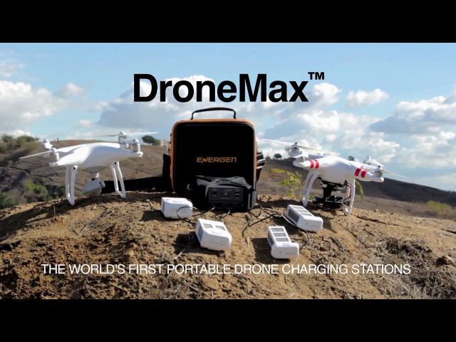 Energen DroneMax P40 Drone Battery Charging Station Power Bank