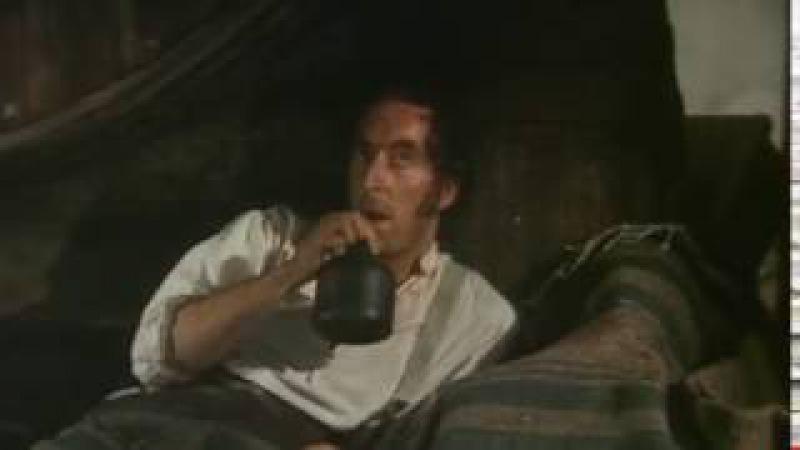 Приключения королевского стрелка Шарпа. Фильм 2 - Орёл Шарпа. Сцена в таверне.